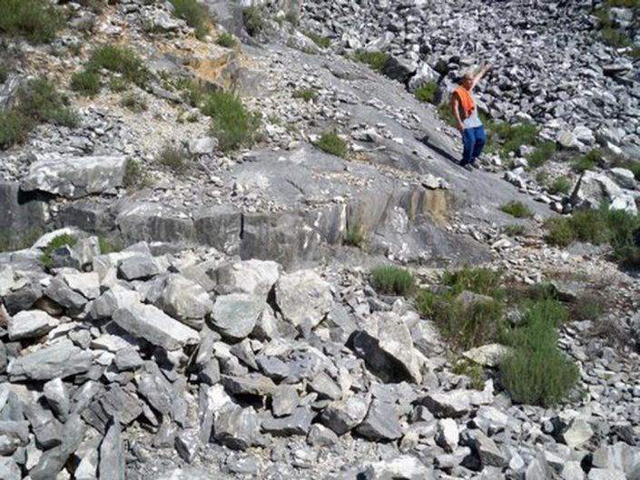 Cave di Marmo di Carrara - 25