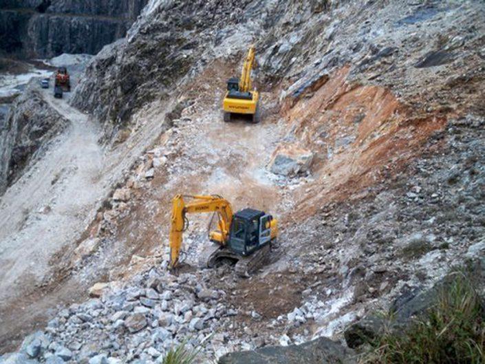 Cave di Marmo di Carrara - 32