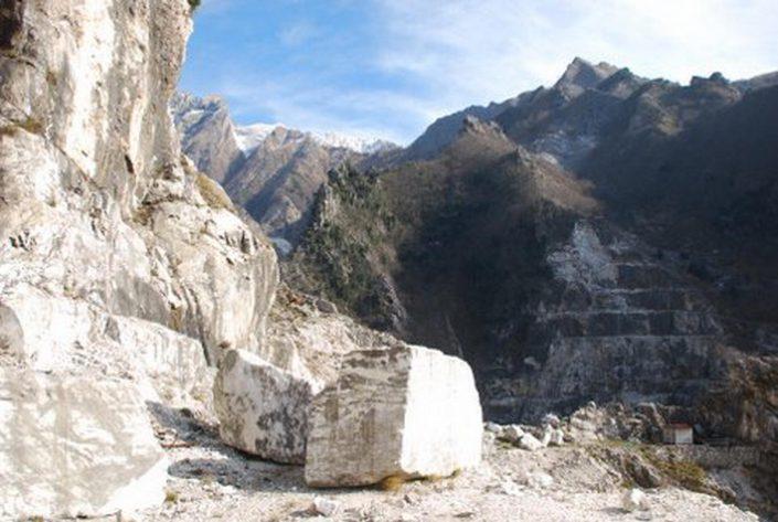 Cave di Marmo di Carrara - 8
